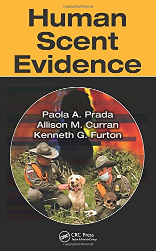 9781466583955: Human Scent Evidence