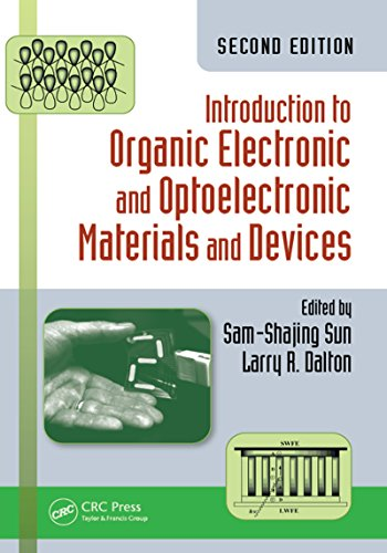 9781466585102: Introduction to Organic Electronic and Optoelectronic Materials and Devices, Second Edition
