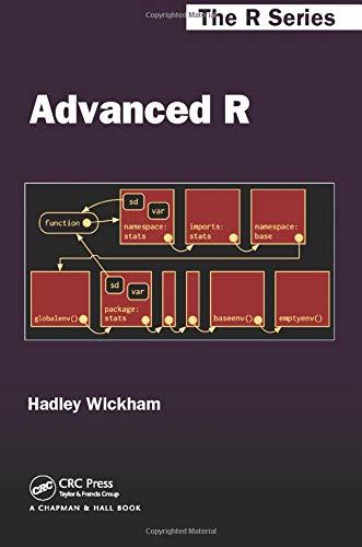 Advanced R (Chapman & Hall/CRC The R Series): Wickham, Hadley