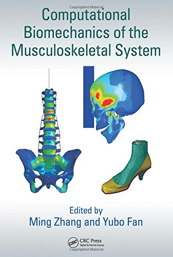 9781466588035: Computational Biomechanics of the Musculoskeletal System