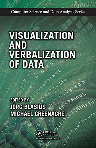9781466589803: Visualization and Verbalization of Data (Chapman & Hall/CRC Computer Science & Data Analysis)