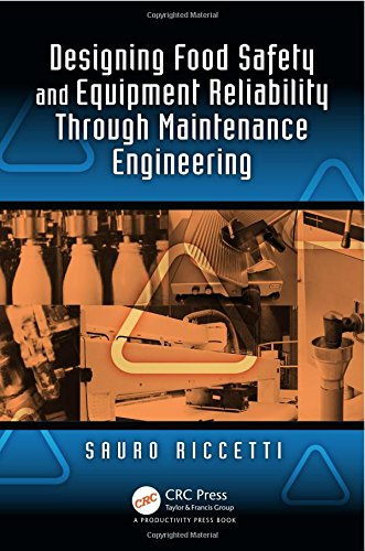 Designing Food Safety and Equipment Reliability Through: Riccetti, Sauro