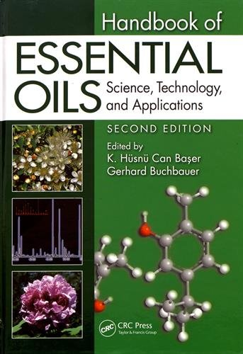9781466590465: Handbook of Essential Oils: Science, Technology, and Applications, Second Edition