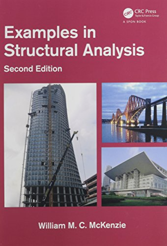 9781466595262: Examples in Structural Analysis, Second Edition
