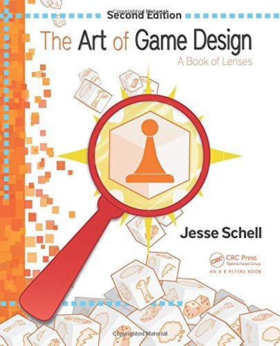 9781466598645: The Art of Game Design: A Book of Lenses, Second Edition
