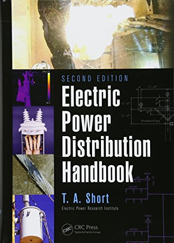 9781466598652: Electric Power Distribution Handbook, Second Edition