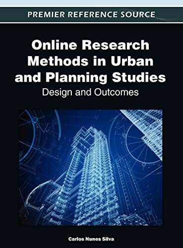 9781466600744: Online Research Methods in Urban and Planning Studies: Design and Outcomes