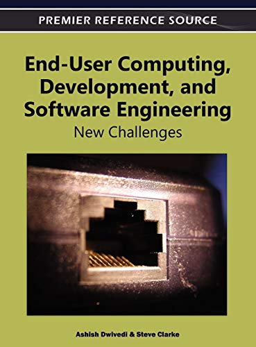 9781466601406: End-User Computing, Development and Software Engineering: New Challenges