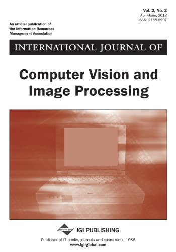 9781466611269: International Journal of Computer Vision and Image Processing, Vol 2, No 2