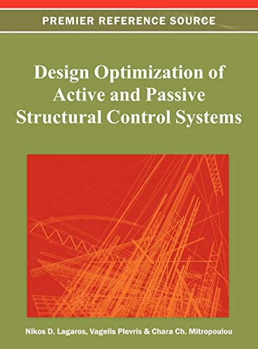 9781466620292: Design Optimization of Active and Passive Structural Control Systems