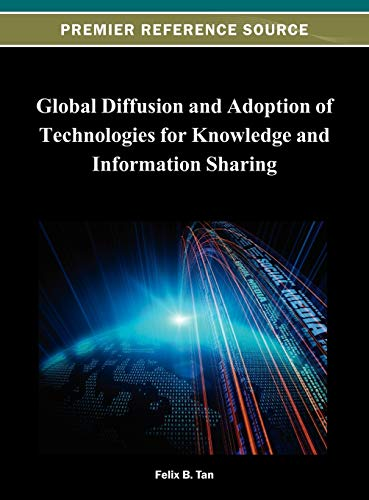 9781466621428: Global Diffusion and Adoption of Technologies for Knowledge and Information Sharing