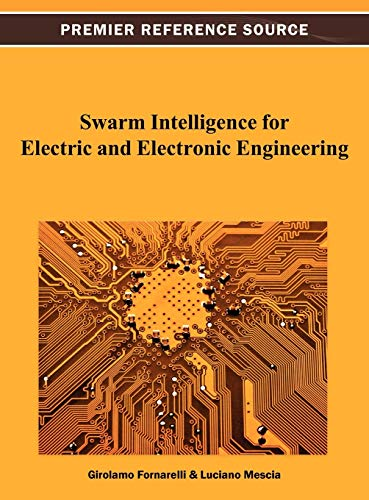 9781466626669: Swarm Intelligence for Electric and Electronic Engineering