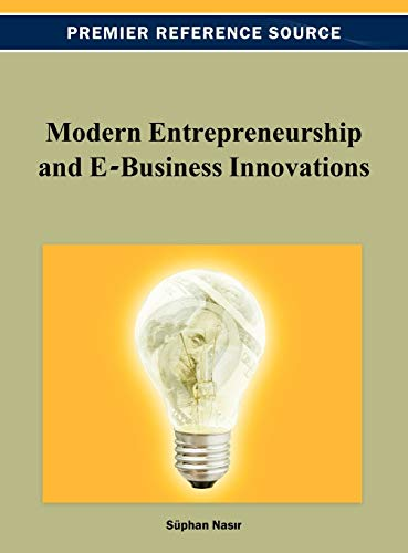 Modern Entrepreneurship and E-Business Innovations: Suphan Nasir