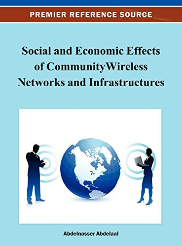 Social and Economic Effects of Community Wireless Networks and Infrastructures: Abdelnasser Abdelaal