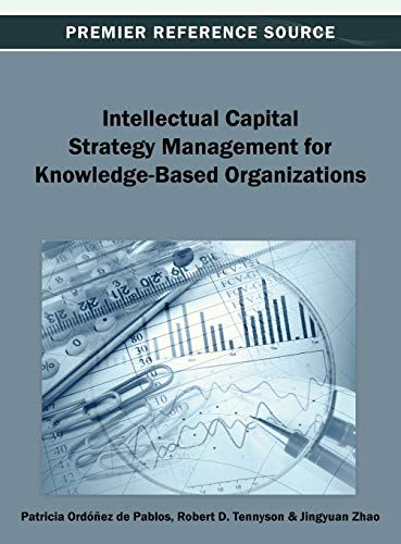 9781466636552: Intellectual Capital Strategy Management for Knowledge-Based Organizations