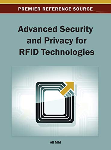 9781466636859: Advanced Security and Privacy for Rfid Technologies