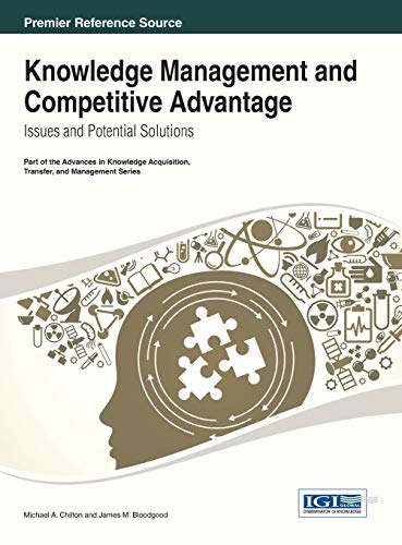 9781466646797: Knowledge Management and Competitive Advantage: Issues and Potential Solutions