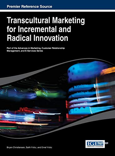 9781466647497: Transcultural Marketing for Incremental and Radical Innovation