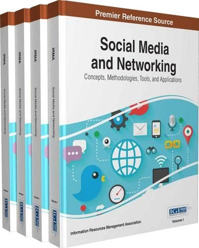 9781466686144: Social Media and Networking: Concepts, Methodologies, Tools, and Applications