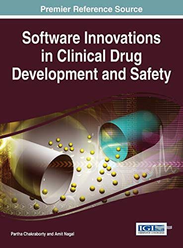 9781466687264: Software Innovations in Clinical Drug Development and Safety