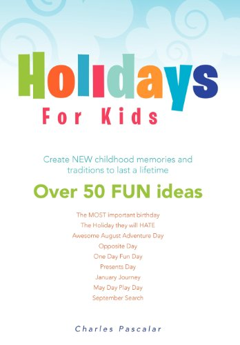 9781466905450: Holidays for Kids