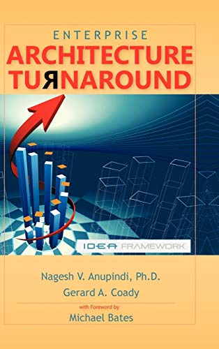 9781466906952: Enterprise Architecture Turnaround
