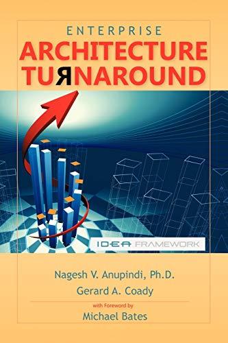 9781466906976: Enterprise Architecture Turnaround