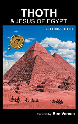 9781466936492: Thoth: & Jesus of Egypt