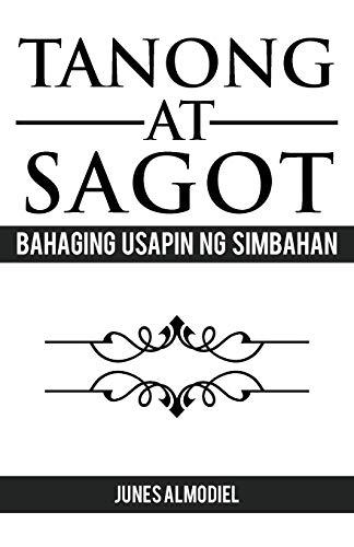 9781466943186: Tanong at Sagot: Bahaging Usapin Ng Simbahan (Tagalog Edition)