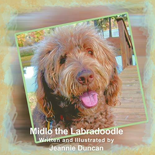 9781466947627: Midlo The Labradoodle