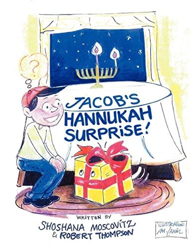 9781467039062: Jacob's Hannukah Surprise!