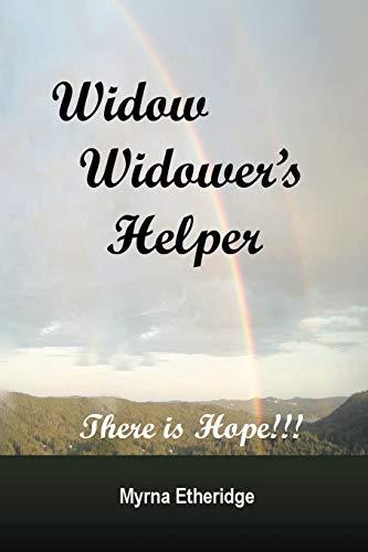 9781467041508: Widow-Widower's Helper: There Is Hope!