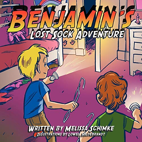 9781467044691: Benjamin's Lost Sock Adventure