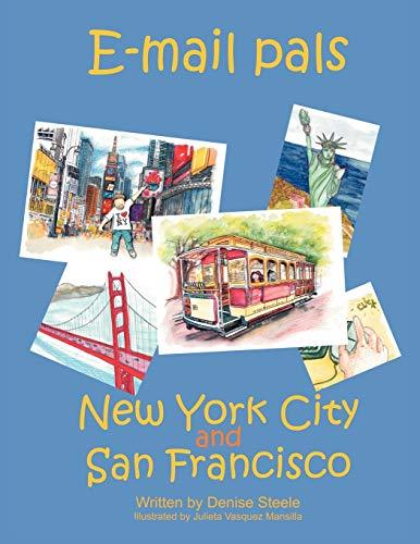 E-mail Pals: San Francisco and New York City