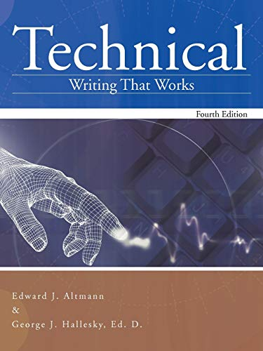 9781467061506: Technical Writing That Works: Fourth Edition