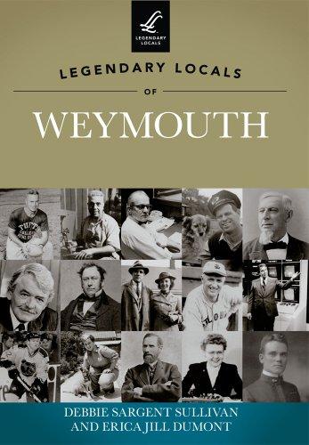 Legendary Locals of Weymouth: Debbie Sargent Sullivan