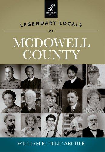 9781467100366: Legendary Locals of McDowell County