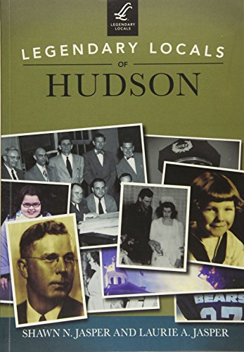Legendary Locals of Hudson: Shawn N. Jasper