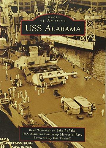 9781467110211: USS Alabama (Images of America)
