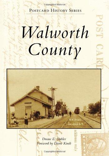 9781467110297: Walworth County (Postcard History)