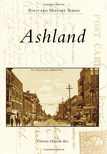 9781467110303: Ashland (Postcard History)