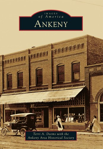 9781467110389: Ankeny (Images of America)