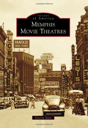9781467110419: Memphis Movie Theatres (Images of America)