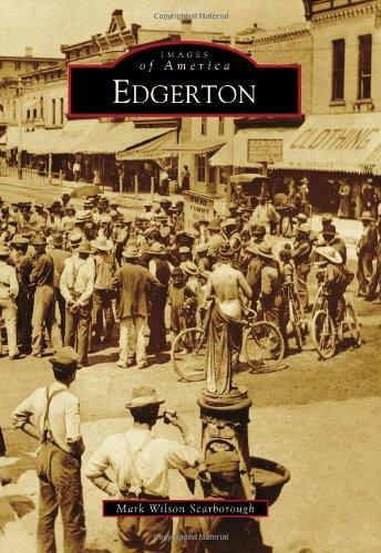 9781467110747: Edgerton (Images of America)