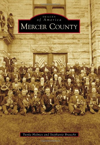 9781467110938: Mercer County (Images of America)