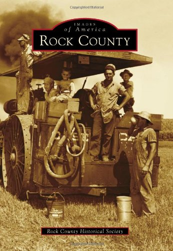 9781467111386: Rock County (Images of America)