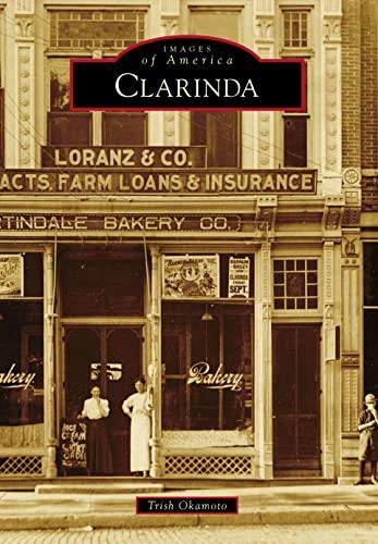 9781467111546: Clarinda (Images of America)