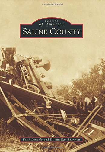 9781467111836: Saline County (Images of America)