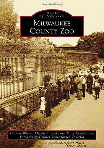 9781467112031: Milwaukee County Zoo (Images of America)
