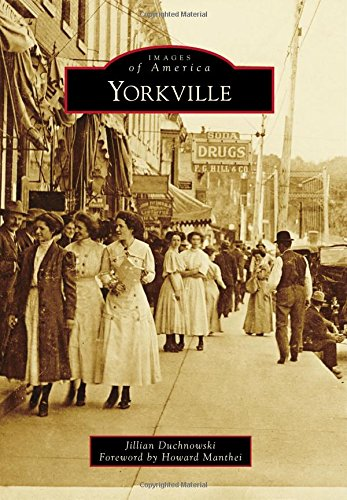 9781467113113: Yorkville (Images of America)